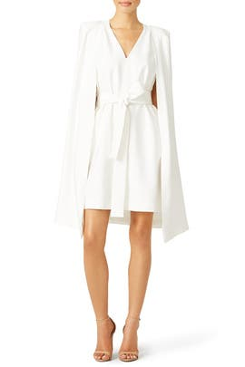 Ivory Night Rider Dress by C/MEO COLLECTIVE
