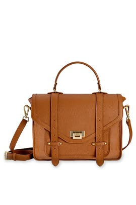 Saddle Hayden Satchel by Gigi New York