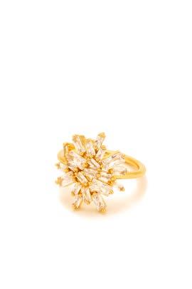Amara Cluster Ring by Gorjana