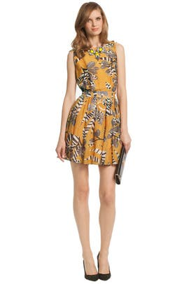 Thakoon - Jungle Cat Dress