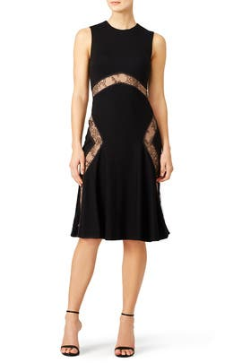 Clarine Combo Dress by Jason Wu