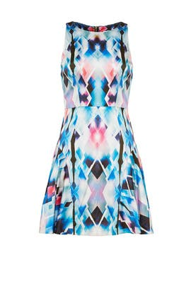 Hologram Dress by Milly