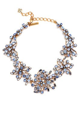 Firework Necklace by Oscar de la Renta