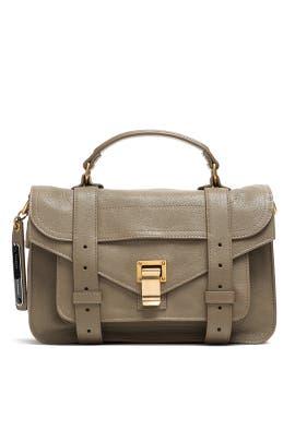 Smoke Mini PS1 Bag by Proenza Schouler Handbags