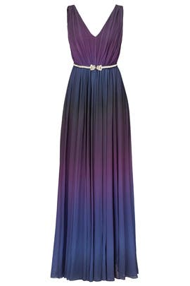 Raoul - Amethyst Sarina Gown