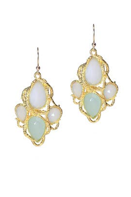 Chantilly Garden Earrings by Alexis Bittar