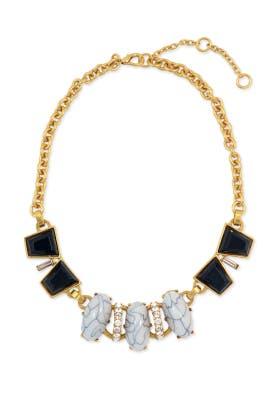 Set in Stone Necklace by Gerard Yosca