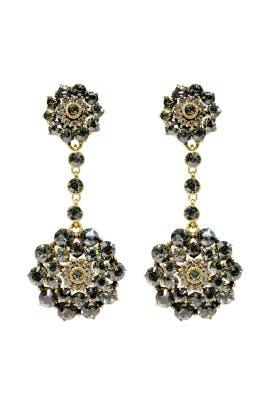 Oscar de la Renta - I See Stars Earrings