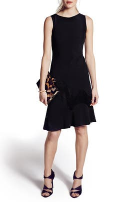 Navy Next Wave Dress by Philosophy di Lorenzo Serafini