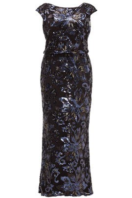 Kinny Gown by Badgley Mischka