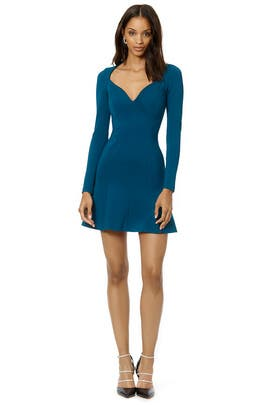 Feed the Surface Dress by Cushnie Et Ochs
