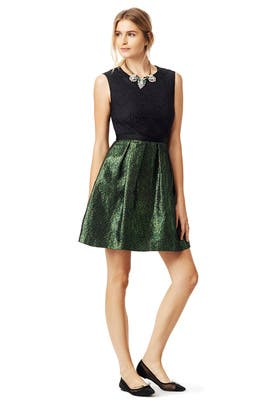 Green Light Dress by ERIN erin fetherston