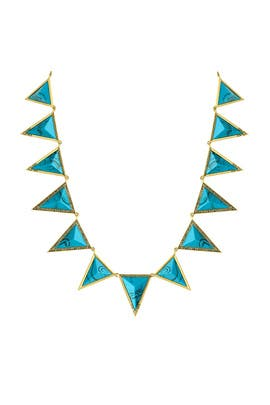 Triangle Theorem Necklace by House of Harlow 1960