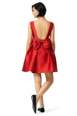 kate spade new york - Dynasty Red Dress