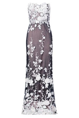 Marchesa Notte - Fontaine Gown