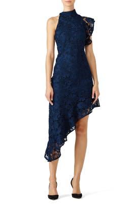 Iris Lace Dress by UnitedWood