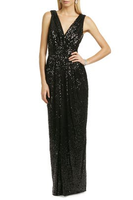 Putting On The Glitz Gown by Badgley Mischka