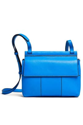 Blue Block-T Crossbody by Tory Burch Accessories