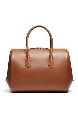 Almond Youkali Satchel by Nina Ricci Accessories