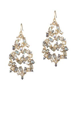 Elements Fall Earrings by Alexis Bittar