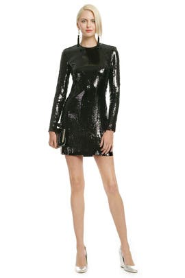 Pauletta Sequin Dress by Diane von Furstenberg