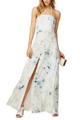 Clear Day Maxi Dress by Hunter Bell