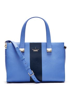 Periwinkle Gail Leather Shoulder Bag by kate spade new york accessories