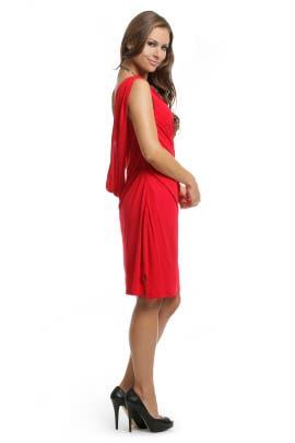 Haute Hippie - Red Hot Dress