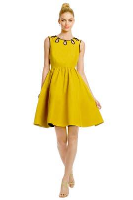 kate spade new york - Crosswalk Dress