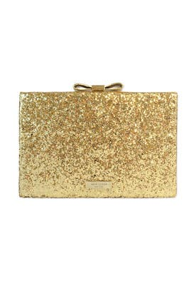 Emanuelle Bow Clutch by kate spade new york accessories