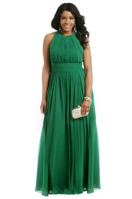 Badgley Mischka - Green Light Ahead Gown