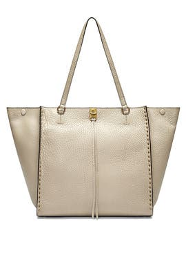 Taupe Darren Tote by Rebecca Minkoff Accessories