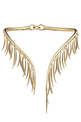 Prickle Collar by Eddie Borgo