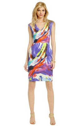 Lela Rose - Splish Splash Dress