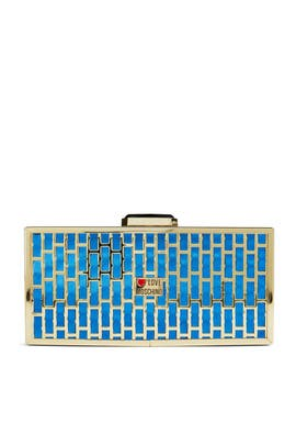 Love Moschino Accessories - Cordon Bleu Clutch