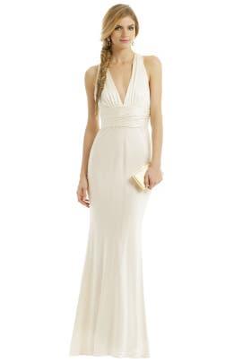 Nicole Miller - Monroe Twist Gown
