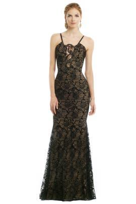 Vera Wang - Noir Daffodil Gown