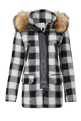 Roni River Coat by Joie