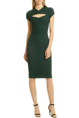Clean Cut Dress by Narciso Rodriguez