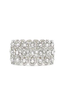 RJ Graziano - Crystal Infinity Bracelet