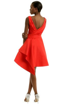 Monique Lhuillier - Spin in the Skirt Dress