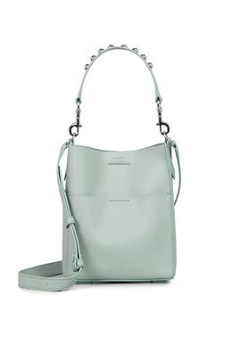 Mint Suzi Mini Tote by AllSaints