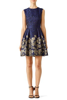 Mark & James by Badgley Mischka - Cheetah Crawl Dress