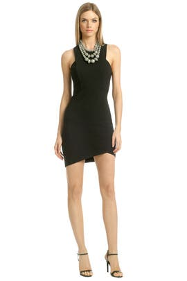 Helmut Lang - Chat Later Dress