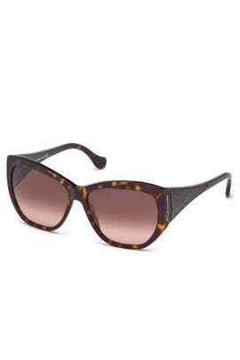 New Cat Eye Sunglasses by Balenciaga Accessories