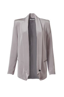 Grey Becky Jacket by Rebecca Minkoff