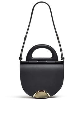 Black Demi Crossbody by ZAC Zac Posen Handbags