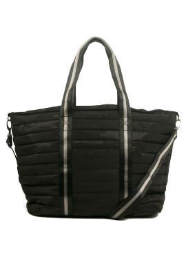 Black Camo Wingman Bag by Think Royln
