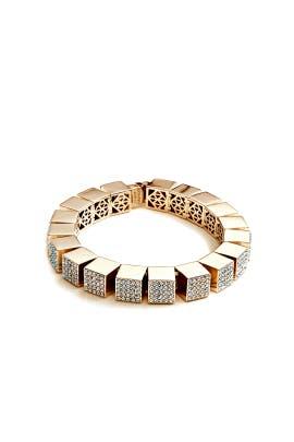 Vertex Bracelet by Eddie Borgo