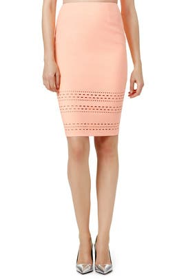 Elizabeth and James - Peach Ari Skirt